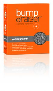 BUMP ERAISER EXFOLIATING MITT - EACH
