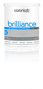 CARON BRILLIANCE STRIP WAX - 800G MICROWAVEABLE
