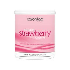 CARON STRAWBERRY CREME STRIP WAX - 800g M/Wave