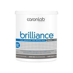 BRILLIANCE HARD WAX 800G MICROWAVEABLE