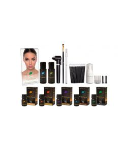 ELLEEBANA BROW HENNA KIT (14 ITEMS)