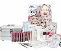 JB LASHES TRAINING- LASH EXTENTIONS (INCLD KIT)