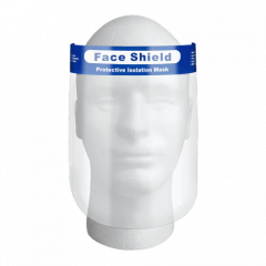 SINGLE FACE SHIELD - PROTECTIVE MASK (EA)