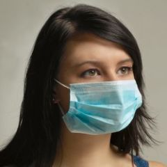 NON-SURGICAL FACE MASK- 4PLY- 10pk