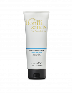 BONDI SANDS SELF TANING LOTION LIGHT/MED 200ML