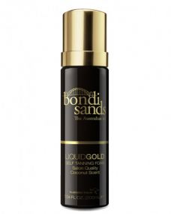 BONDI SANDS LIQUID GOLD FOAM 200ML
