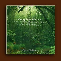 ALEXA WHINNEN- OUT OF THE SHADOWS -CD 11 TRK