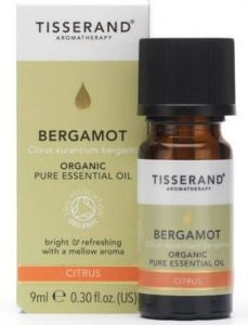 ESSENTIAL OIL OF BERGAMOT - 9ML