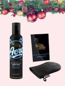 XMAS DEALS 2020-BS TANNING PK-AERO FOAM-ULTRA D
