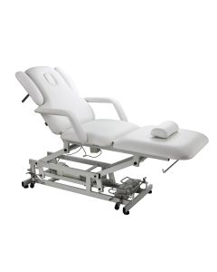 ELECTRIC BED-FULLY ADJUSTABLE- DROP ARMS