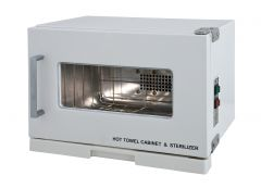 HOT TOWEL CABINET - MINI (HEATS 60deg)