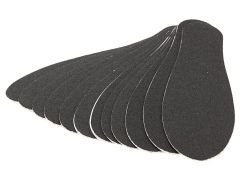 ECO-FOOT FILE REPLACMENT PADS 80 GRIT-12cnt