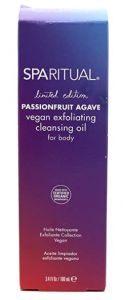 SR PASSIONFRUIT AGAVE CLEANSING OIL 100ml