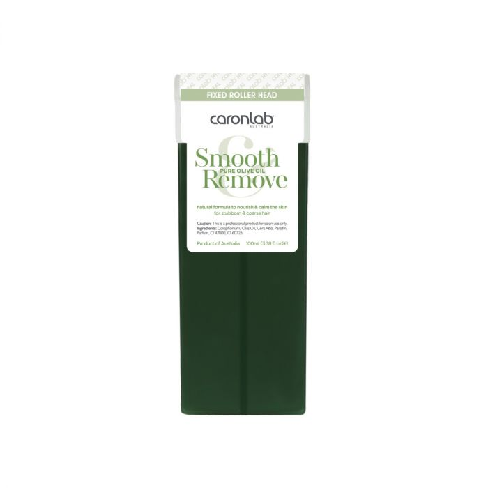 CARON SMOOTH&REMOVE OLIVE OIL 100ML CART
